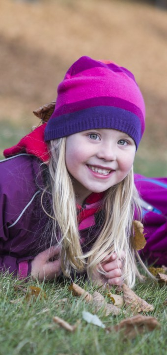 Tilde & Saga - barnfotografering