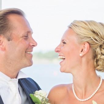 Camilla o Jonas - bröllopsfotografering