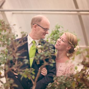Inga o Thomas - bröllopsfotografering