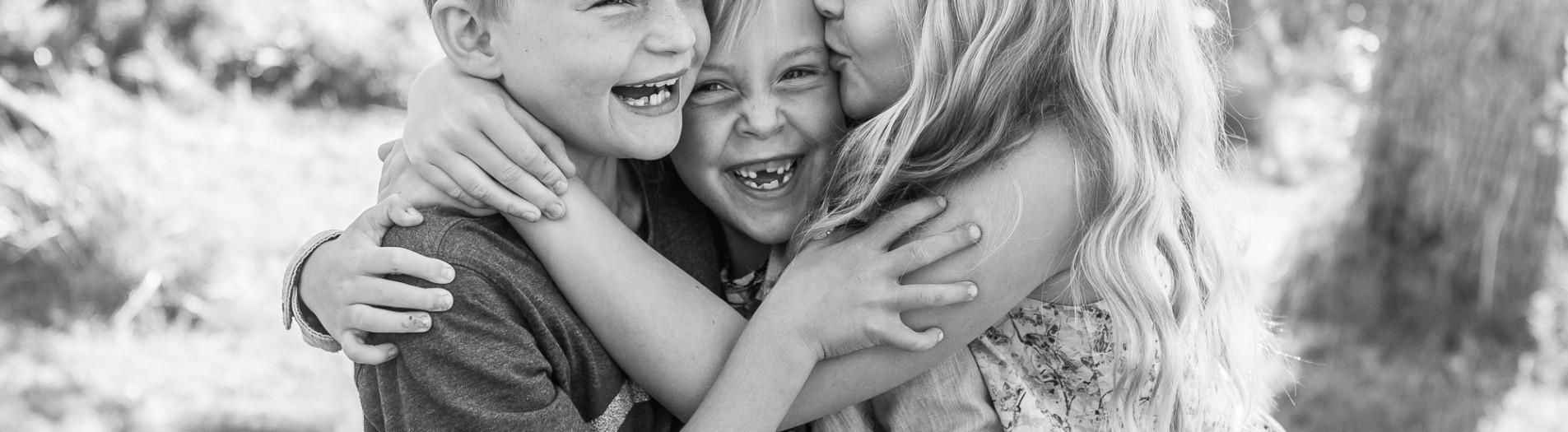 Familjen Hartlow - familjefotografering