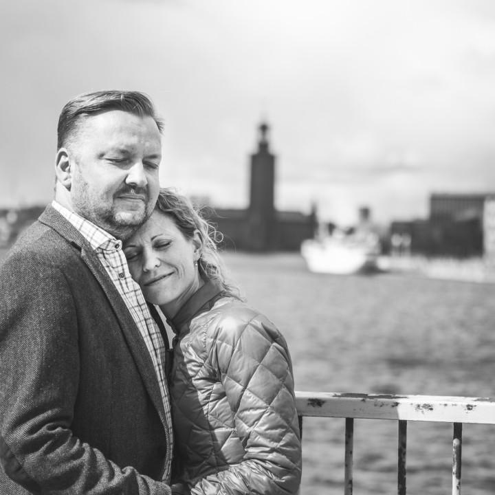 Provfotografering - Bröllop Stockholm